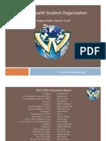 WHSO Mass Meeting 2013