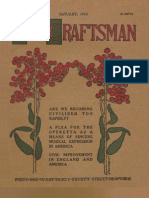 The Craftsman - 1910 - 01 - January