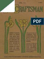 The Craftsman - 1910 - 04 - April