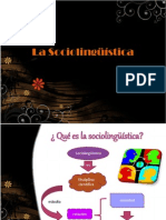 La Sociolingustica