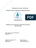 National Information Assurance Partnership Common Criteria Evaluation and Validation Scheme