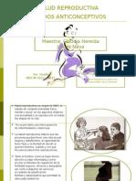 Salud Reproductiva,Metodos Anticonceptivos.