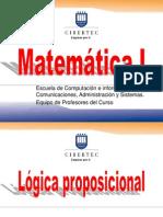 2013-I Ppt Logica Proposicional-Unidad I (0143)