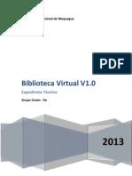 Sistema Web Biblioteca