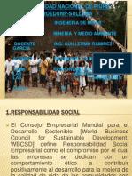 Diapositivas de Responsabilidad Social