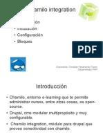 Intregración de Chamilo en Drupal - Christian Fasanando