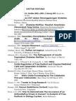 Pengaruh Hidroksokobalamin Terhadap Kadar Nitrogen Oksida Dan Kadar Melodihaldeid Pada Tikus Diabetes Melitus Tahap i (Daftar Pustaka)