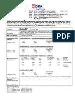 Loan Guidelines Us Bank