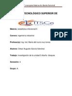 Unidad IV conceptos básicos de diseño factorial