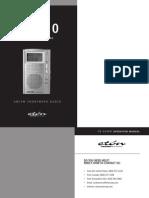 Grundig YB550PE AM-FM-HF Radio Manual