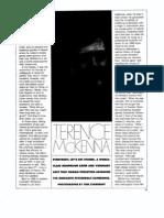 Terence McKenna OMNI Interview