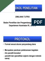 Protokol Penelitian.ppt