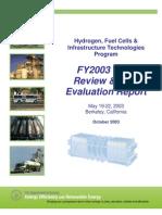 Review Hydrogen Fuel Cells