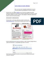 Insertar videos con Allvideos en Joomla