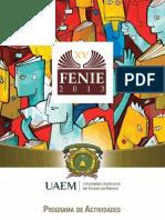 Programa Fenie 2013