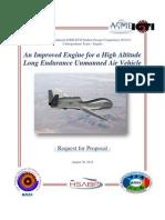 ASME UAV Engine Competition