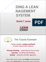 Build Lean Management System