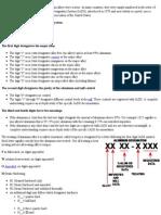 Metals Codes - Aluminum Codes