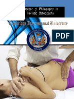 Doctor Osteo Pat i a Holistic A