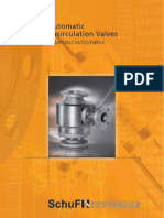 Automatic Recirculation Valve Brochure