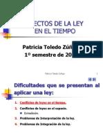 04. FDI Presentacion 2. Efectos de La Ley en El Tiempo (1)