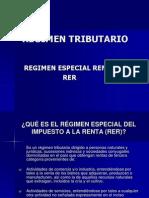 Regimen Tributario-clase Magistral