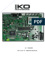 BEKO LCD TV LC Service Manual