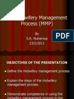 The Midwifery Management Process