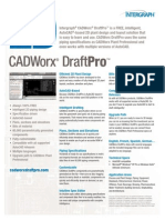 CADWorx Draft Pro Screen