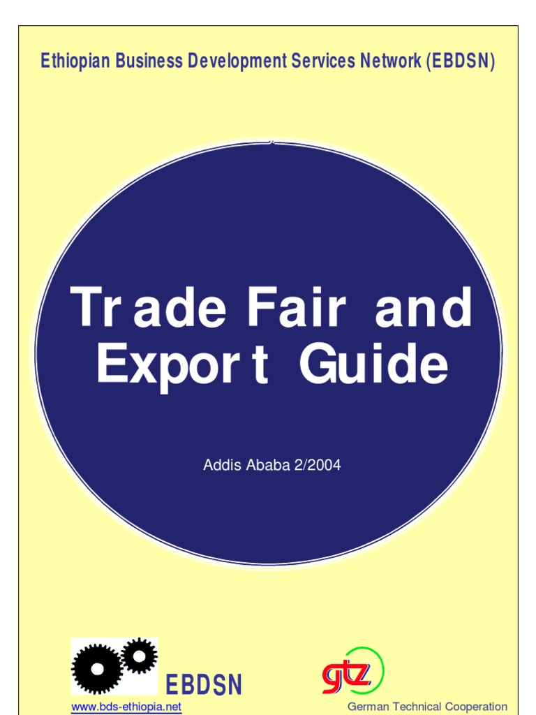 Tradefair Export 25-02-04[1] | Exports | Letter Of Credit
