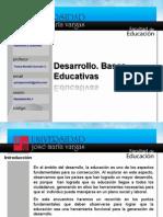 8Desarrollo.bases Educativas