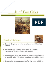 A Tale of Two Cities Background