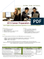 미국 Intrax2013-CareerPrepActivity-flyer(1)