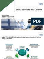 MELJUN CORTES Analytics Skills for Careers