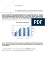 Eurekahedge August 2013 - Key Trends in North American Hedge Funds