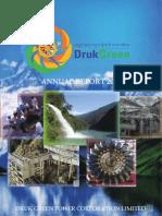 DGPC Annual Report2009
