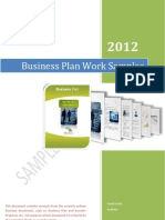 Sample Biz Plan