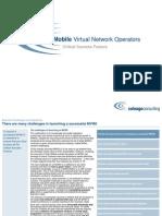 MVNO Critical Success Factors GF 25 Sep 09 V1.0
