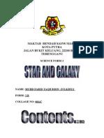 Folio Star & Galaxy