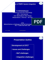 Dr. K.S.dhathathreyan CFCTChennai