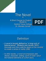 Introduction to English Novel