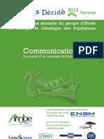 Communications PPD2013 Print