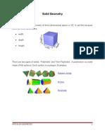 Assigment Geometry mte3103