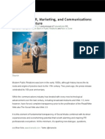 The State of PR-Marketing by Brian Solis