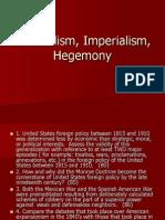 ColonialismImperialismHegemony and the West