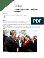 Labour Elite's Secret Problem