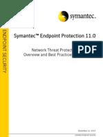 SEP 11.0 Firewall Policies Best Practice