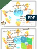 Analisis y Desarrollo de Los Sistemas de Informacion