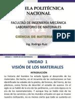 CienciaMaterialesI - I Parte - Capitulo 1