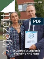 The Gazette August September 2013